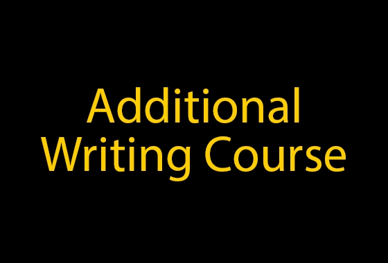 Additional Writing Course